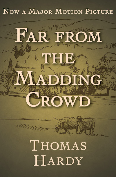 Buy Far from the Madding Crowd at Amazon