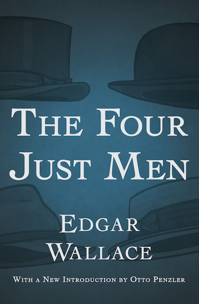 Buy The Four Just Men at Amazon