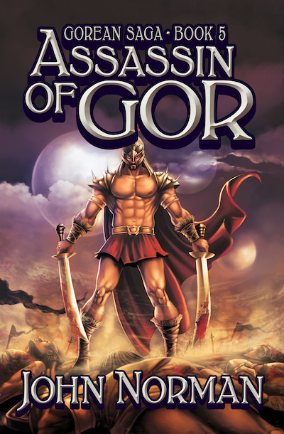 Buy Assassin of Gor at Amazon