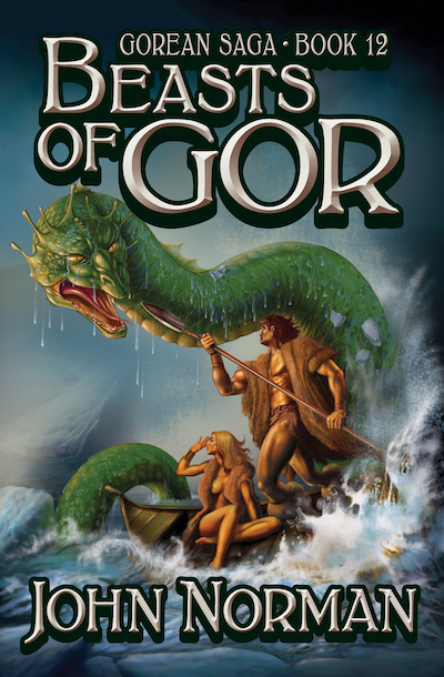 Buy Beasts of Gor at Amazon
