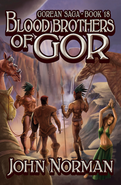 Buy Blood Brothers of Gor at Amazon