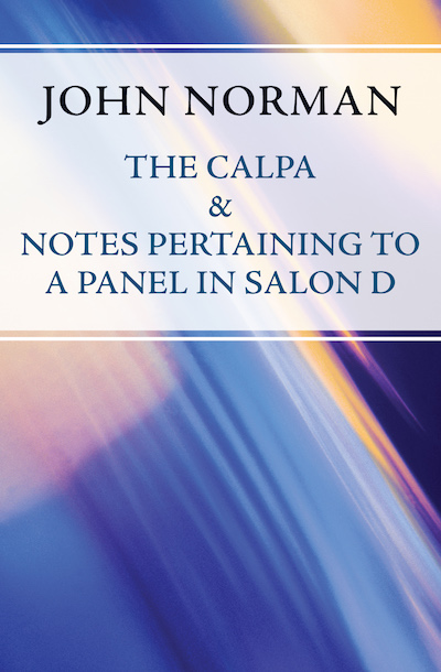 Buy The Calpa & Notes Pertaining to a Panel in Salon D at Amazon