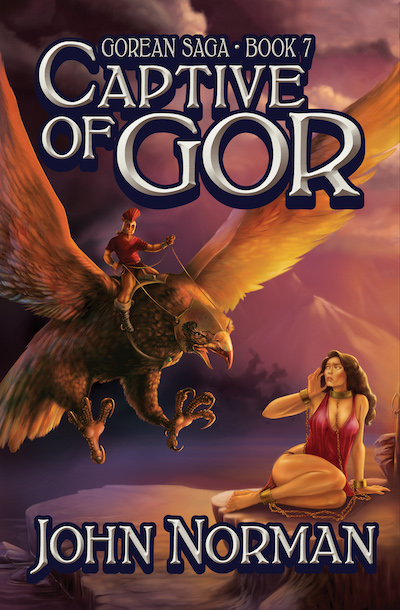 Buy Captive of Gor at Amazon