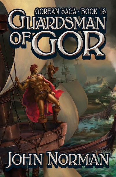 Buy Guardsman of Gor at Amazon