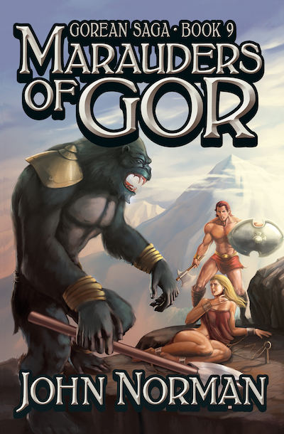 Buy Marauders of Gor at Amazon