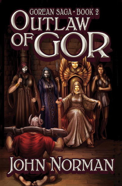 Buy Outlaw of Gor at Amazon