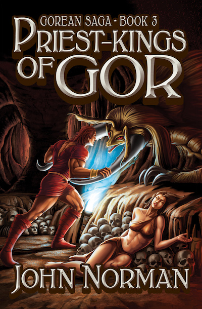 Buy Priest-Kings of Gor at Amazon