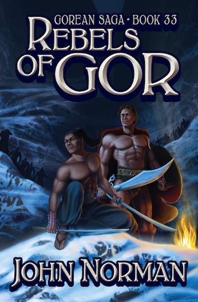 Buy Rebels of Gor at Amazon