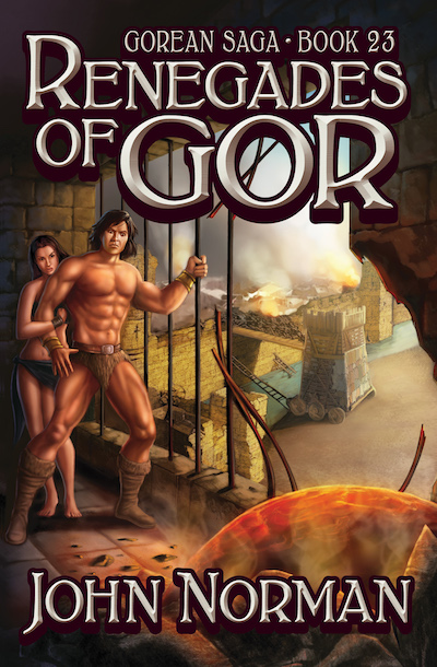 Buy Renegades of Gor at Amazon