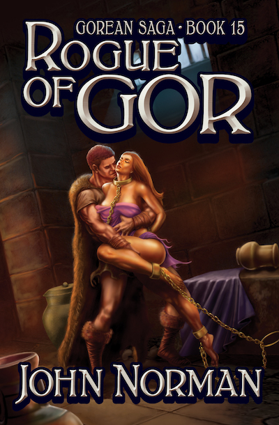 Buy Rogue of Gor at Amazon