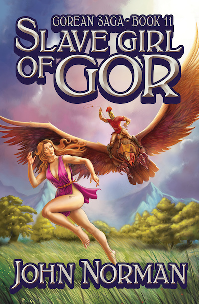 Buy Slave Girl of Gor at Amazon