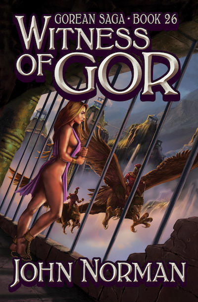 Buy Witness of Gor at Amazon