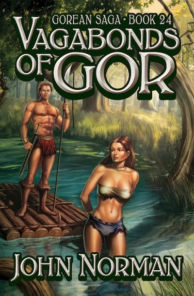 Buy Vagabonds of Gor at Amazon