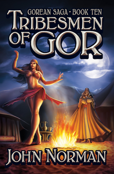 Buy Tribesmen of Gor at Amazon