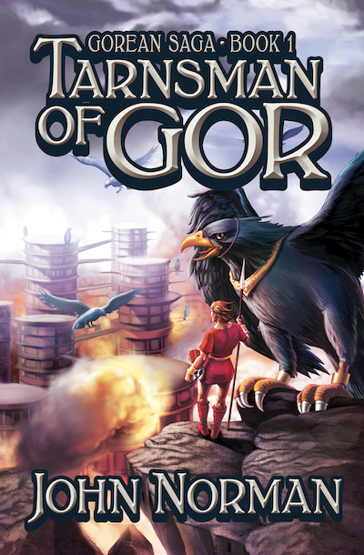 Buy Tarnsman of Gor at Amazon
