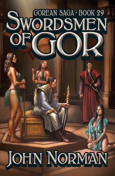 Buy Swordsmen of Gor at Amazon