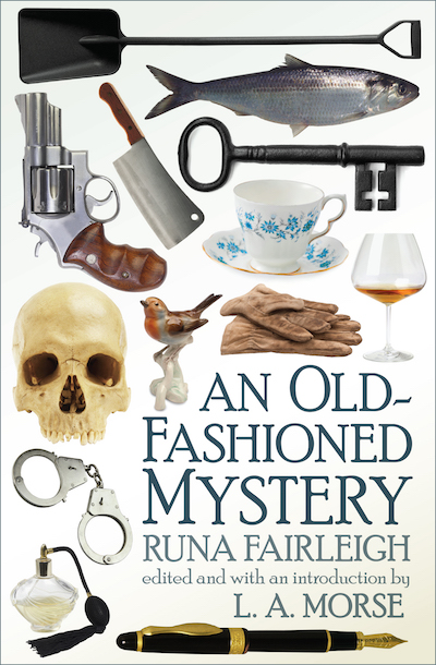 Buy An Old-Fashioned Mystery at Amazon