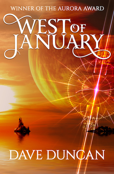 Buy West of January at Amazon