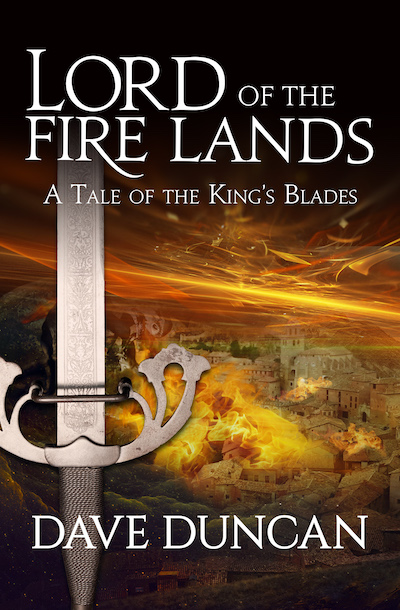 Buy Lord of the Fire Lands at Amazon