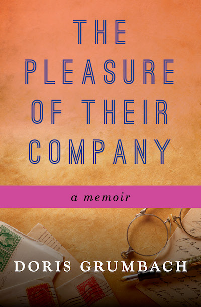 Buy The Pleasure of Their Company at Amazon