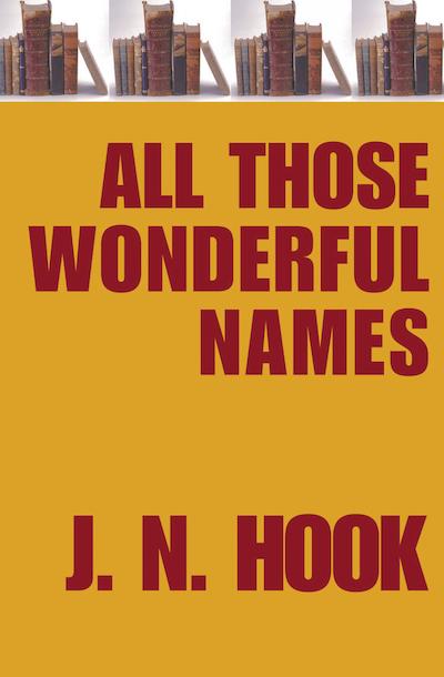 Buy All Those Wonderful Names at Amazon