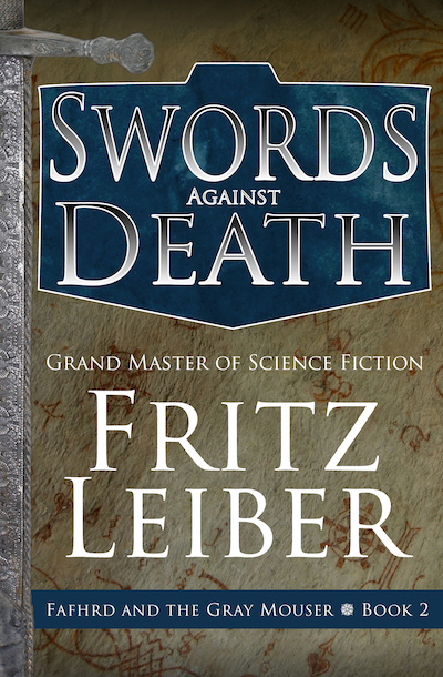 Buy Swords Against Death at Amazon