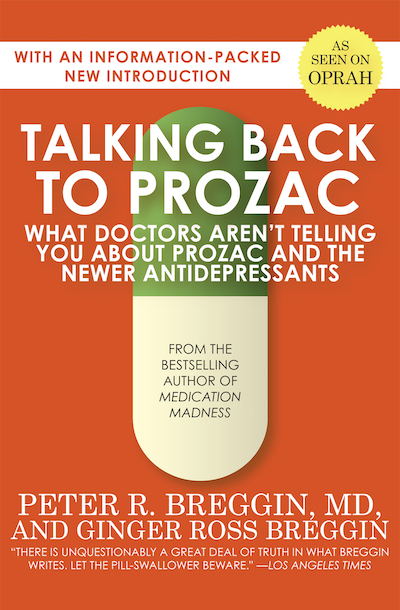 Buy Talking Back to Prozac at Amazon