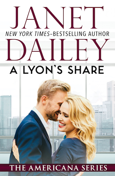 Buy A Lyon's Share at Amazon