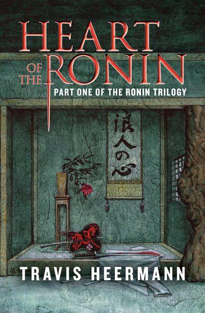 Buy Heart of the Ronin at Amazon