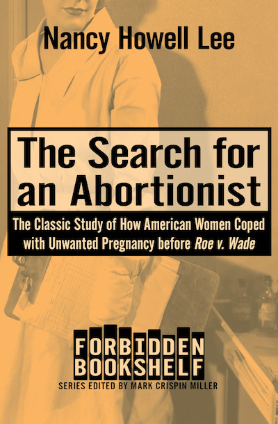 Buy The Search for an Abortionist at Amazon