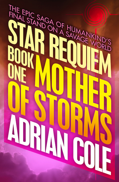 Buy Mother of Storms at Amazon