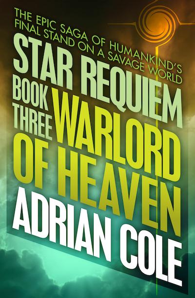 Buy Warlord of Heaven at Amazon