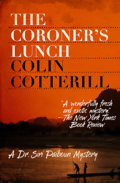 Buy The Coroner's Lunch at Amazon