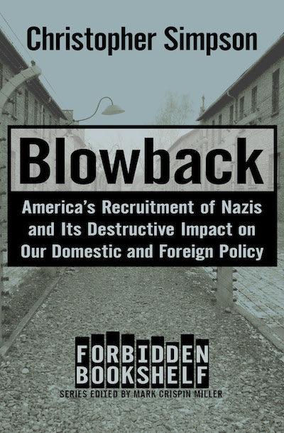 Buy Blowback at Amazon