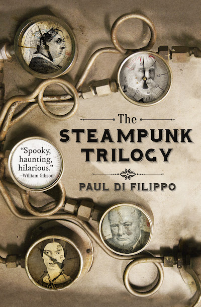 Buy The Steampunk Trilogy at Amazon