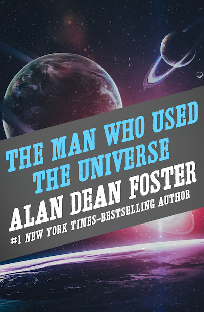 Buy The Man Who Used the Universe at Amazon