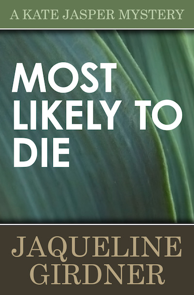 Buy Most Likely to Die at Amazon