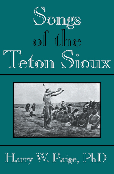 Buy Songs of the Teton Sioux at Amazon