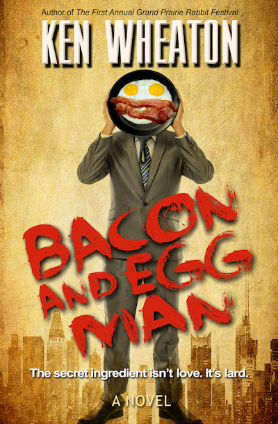 Buy Bacon and Egg Man at Amazon