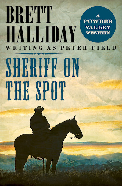 Buy Sheriff on the Spot at Amazon