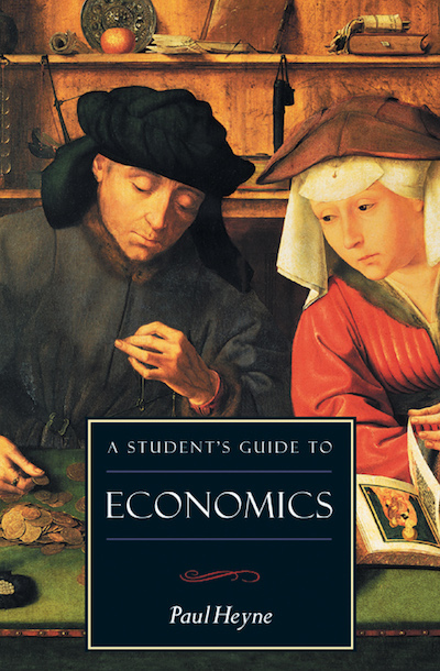 Buy A Student's Guide to Economics at Amazon