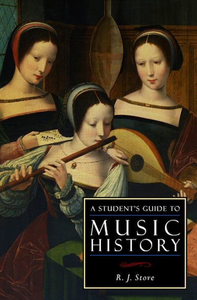 Buy A Student's Guide to Music History at Amazon