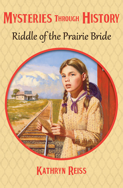 Buy Riddle of the Prairie Bride at Amazon
