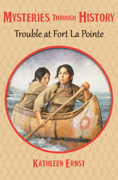 Buy Trouble at Fort La Pointe at Amazon