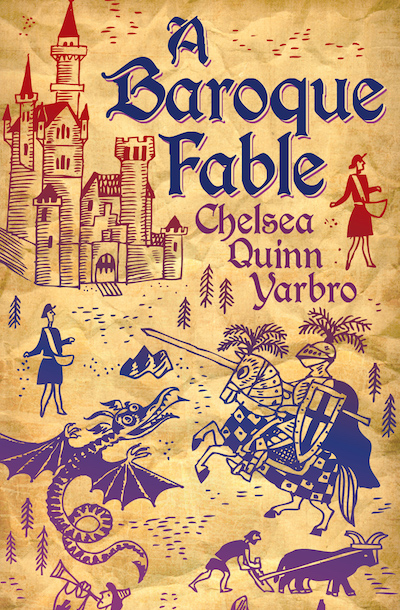 Buy A Baroque Fable at Amazon
