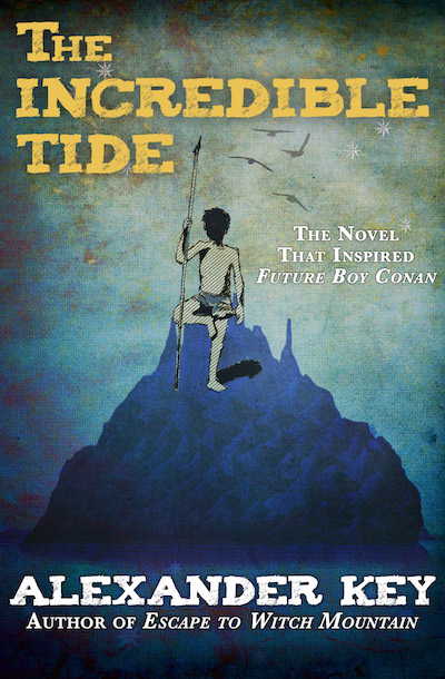 Buy The Incredible Tide at Amazon