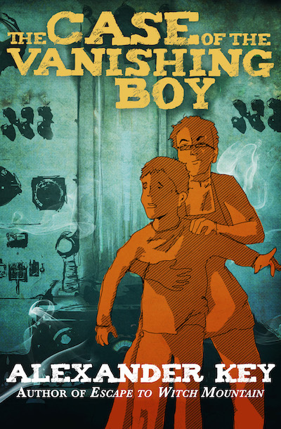 Buy The Case of the Vanishing Boy at Amazon
