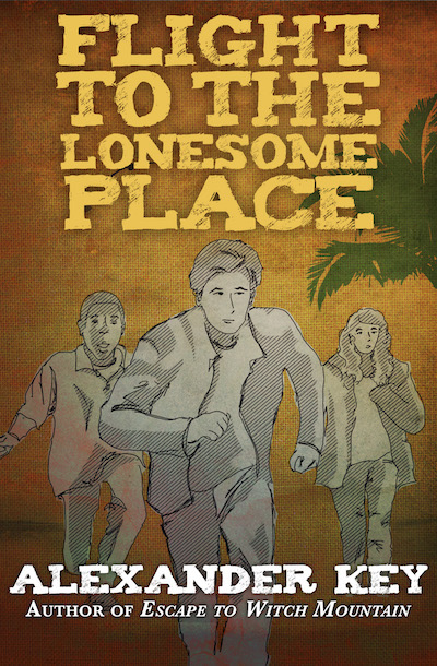 Buy Flight to the Lonesome Place at Amazon