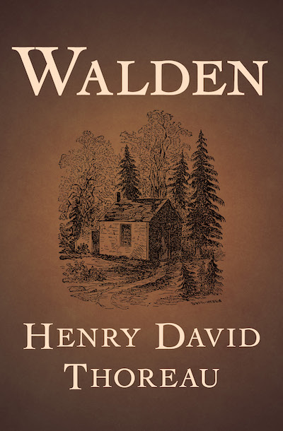 Buy Walden at Amazon