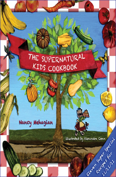 Buy The Supernatural Kids Cookbook at Amazon